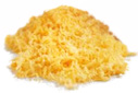 Grated cheese